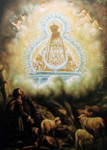 Aparición Virgen-de-la Cabeza Manuel Aldehuela-b
