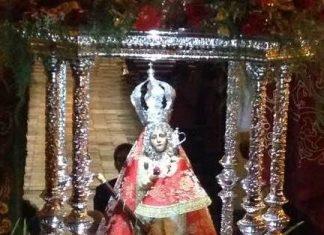 Virgen de la Cabeza en Colomera