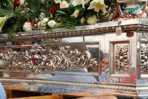 Andas Virgen de la Cabeza bajo