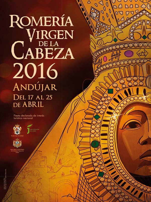 Cartel de romería 2016