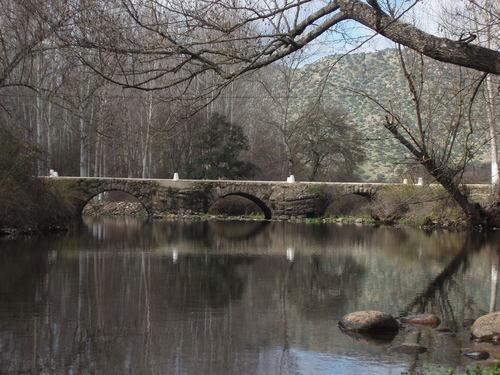 Puente Lugar Nuevo camino de Herradura