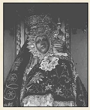 Virgen de la Cabeza antigua rostro
