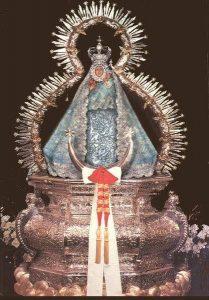 Virgen de la Cabeza sin condecoraciones