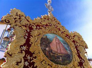 Estandarte Andújar Matriz Virgen de la Cabeza