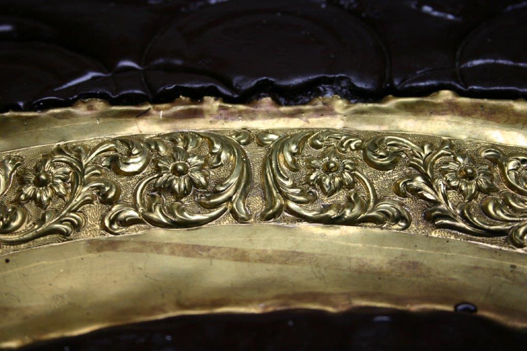 Detalle corona Virgen de la Cabeza