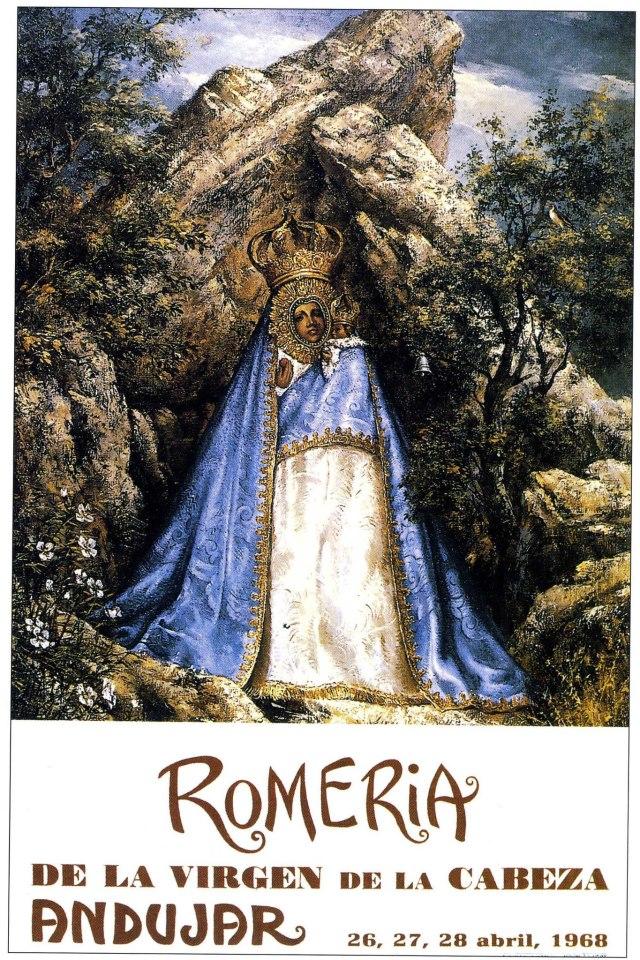 Cartel Romería 1968