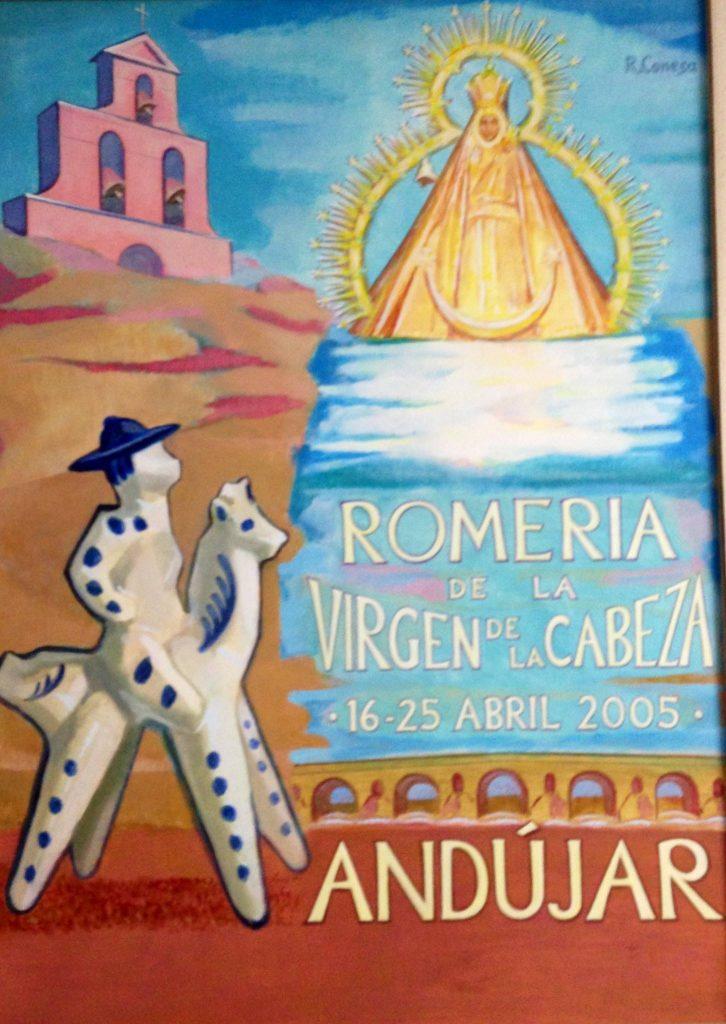 Cartel de romería 2005