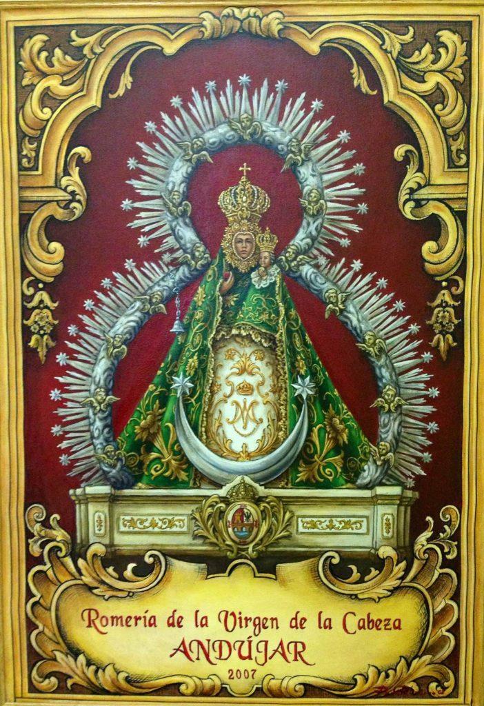 Cartel de romería 2007