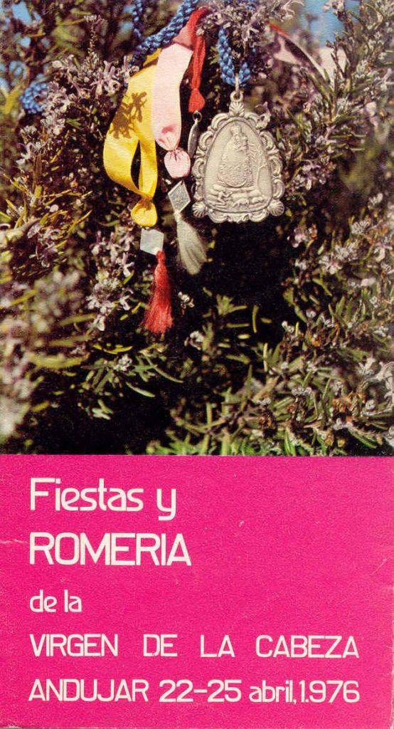 Cartel romería 1976