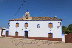 Casa cofradia de Marmolejo Virgen de la Cabeza