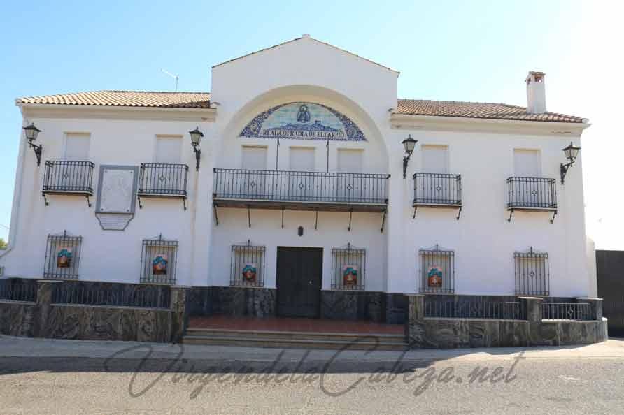 Cofradia El Carpio casa en el santuario