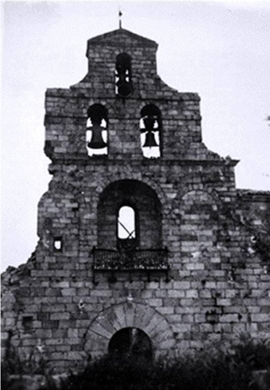 Santuario Virgen de la Cabeza derruido 2