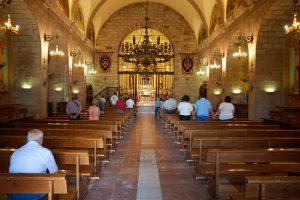 Santuario Virgen de la Cabeza iglesia