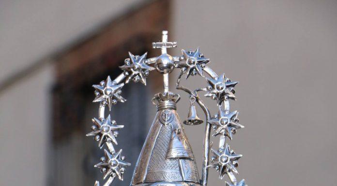 Cetro Virgen de la Cabeza Jaén