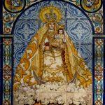 azulejo Virgen de la Cabeza 4
