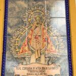 azulejo Virgen de la Cabeza Torredonjimeno