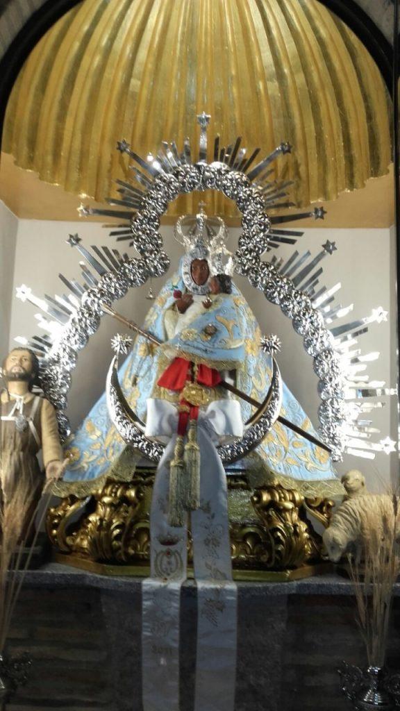 Virgen de la Cabeza Marmolejo