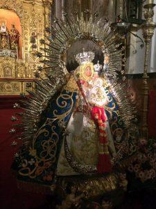 Virgen de la Cabeza de Sevilla
