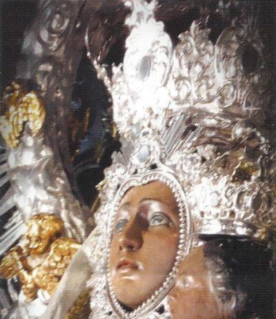 Portada programa actos romeria Virgen de la Cabeza 2017
