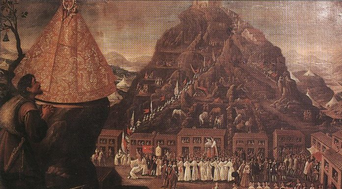 Exposición y conferencias Virgen Cabeza