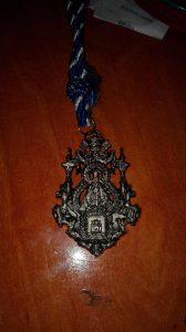Medalla cofradia ALCALA DE HENARES