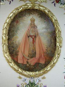 estandarte cofradia del Carpio Virgen de la Cabeza 2