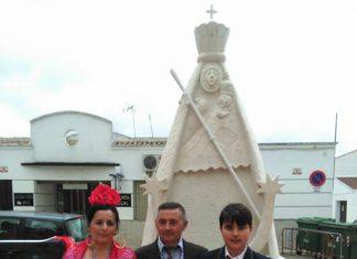Hermano Mayor Virgen de la Cabeza Ramon Perez Melero
