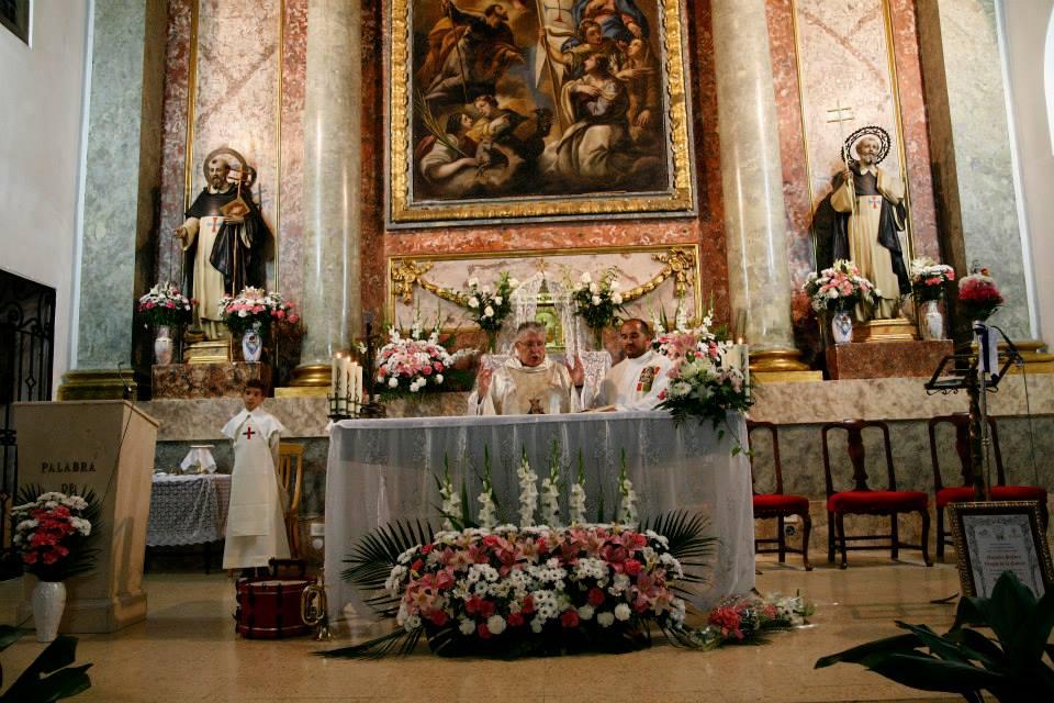 Virgen de la Cabeza El Toboso iglesia
