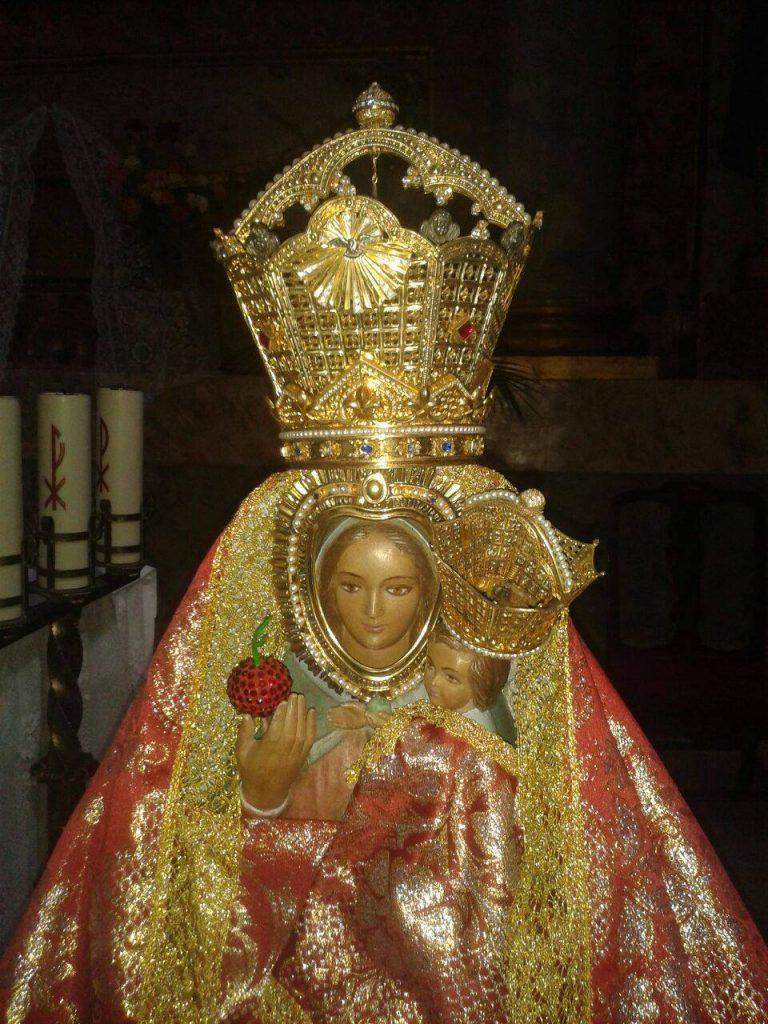 Virgen de la Cabeza El Toboso imagen