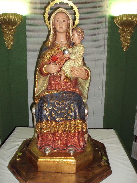 Virgen de la Cabeza Torreblascopedro imagen