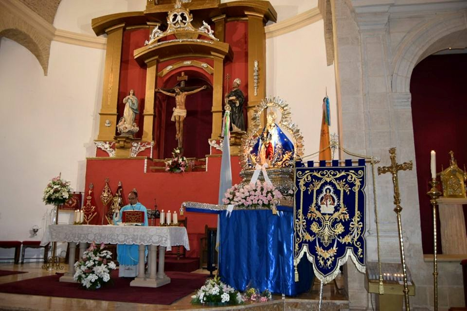 Virgen de la Cabeza Torres iglesia
