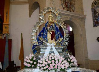Virgen de la Cabeza Torres imagen