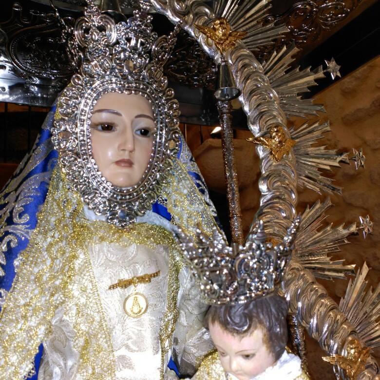 Virgen de la Cabeza de Alcalá la Real
