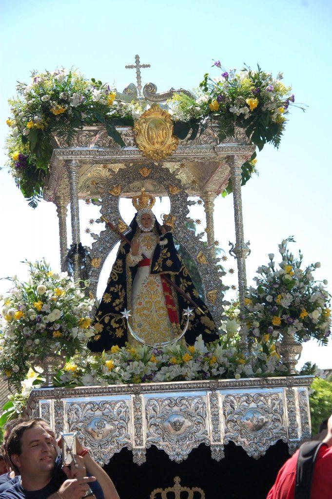 Virgen de la Cabeza de Baena