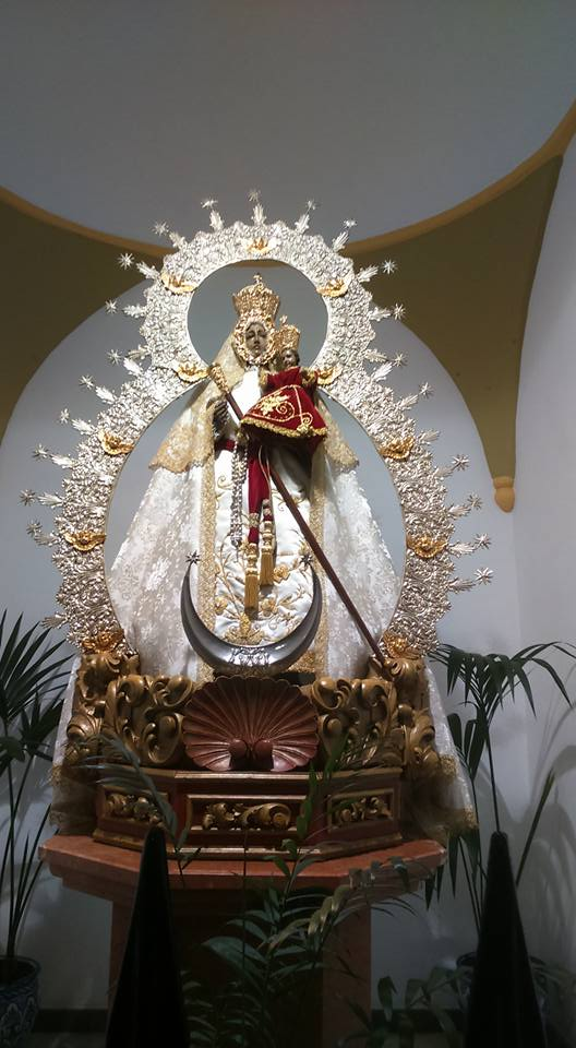 Virgen de la Cabeza de Castillo de Locubin