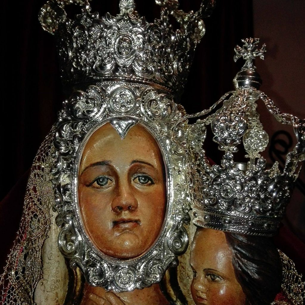 Virgen de la Cabeza de Fuerte del Rey
