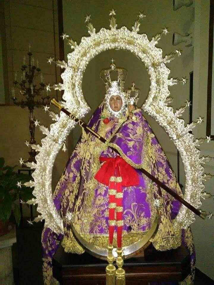 Virgen de la Cabeza de Jaén imagen