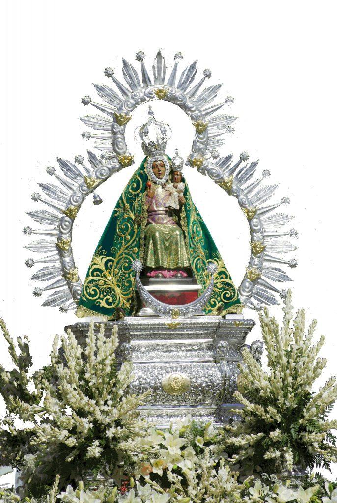 Virgen de la Cabeza de Málaga