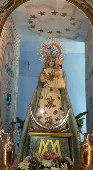 Virgen-de-la-Cabeza-de-Montillana-altar