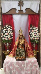Virgen de la Cabeza de Sabiote