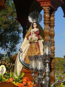 Virgen de la Cabeza de Teba