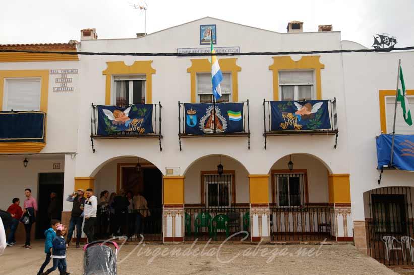 casa-cofradÍa de Cazalilla