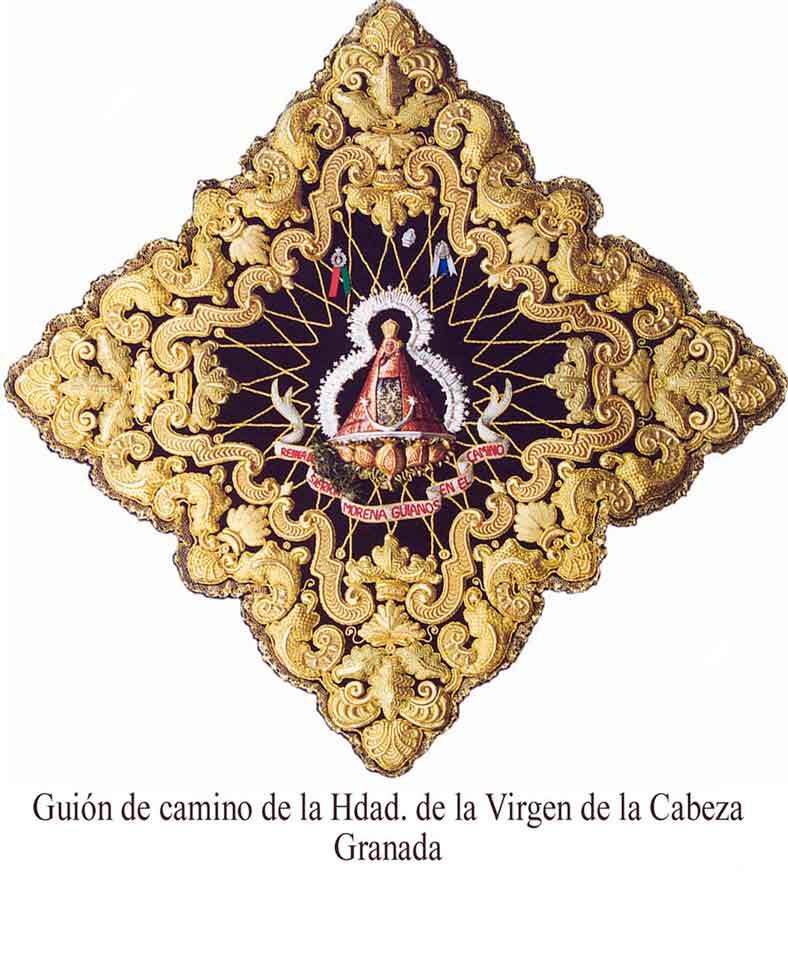 Guión-de-camino-Cofradía-de-Granada