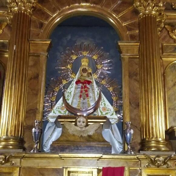 Virgen de la Cabeza de Cabra