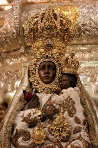 Foto Virgen de la Cabeza de Andujar centenario