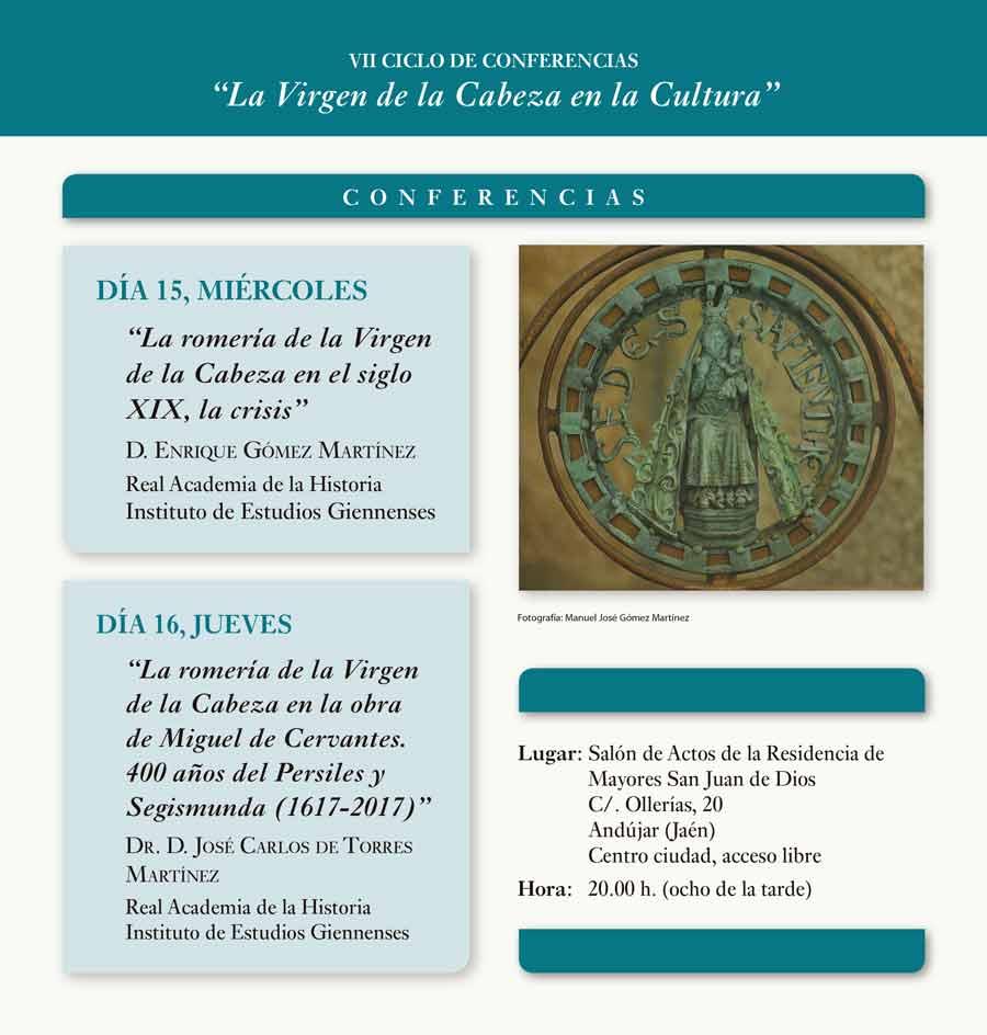 ciclo-conferencias-Virgen-de-la-Cabeza-2017