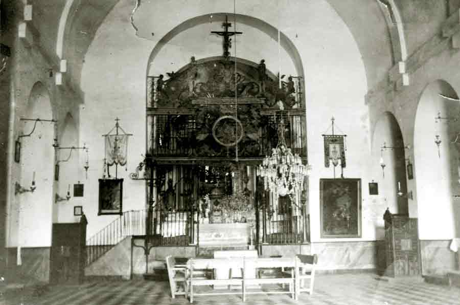 Santuario antes de la Guerra Civil