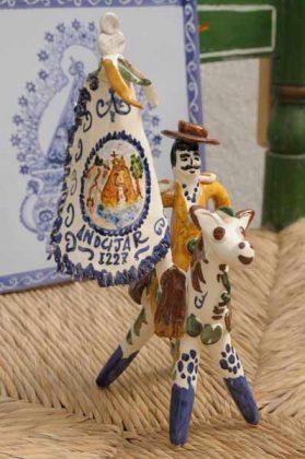 Ceramica-Pedro-Lopez-guion-de-camino