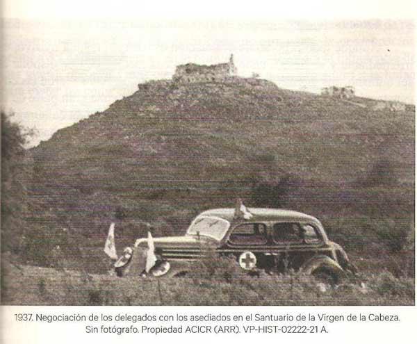 Santuario-Virgen-de-la-Cabeza-Guerra-Civil-negociación