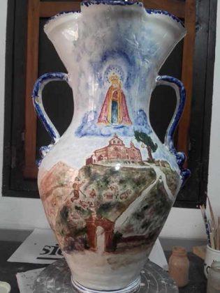 ceramica-Virgen-de-la-Cabeza-Pedro-Jose-Lopez